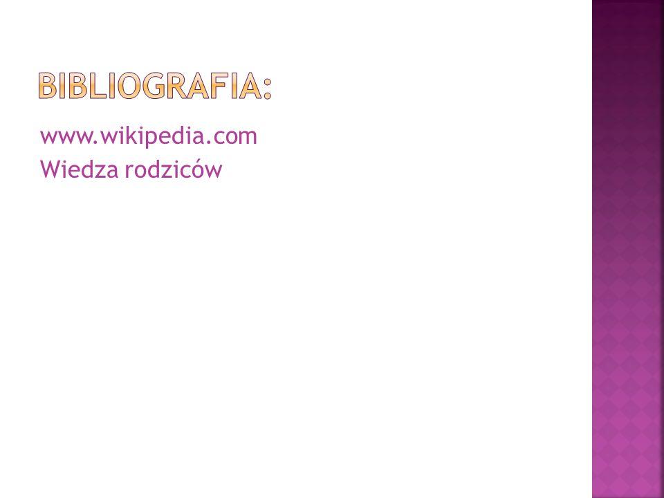 www.wikipedia.com Wiedza rodziców