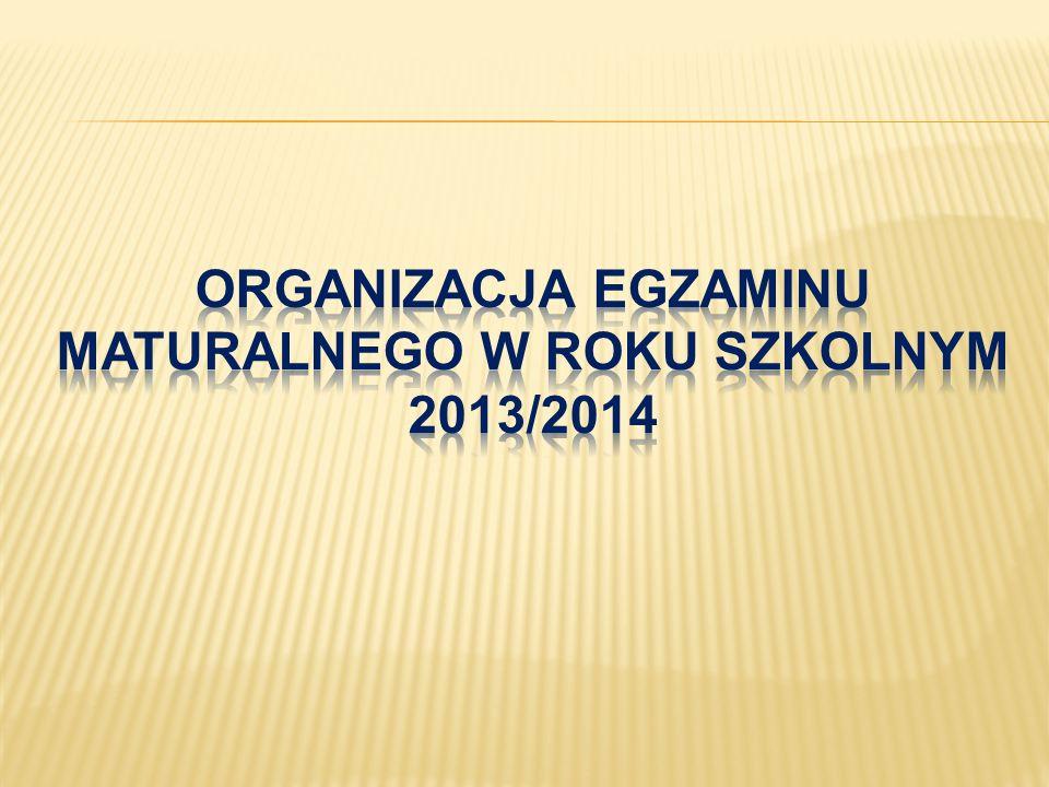  Część ustna egzaminu z języka polskiego przebiega w następujący sposób:  zdający, po okazaniu dokumentu stwierdzającego tożsamość wchodzi do sali egzaminacyjnej wg kolejności ustalonej w harmonogramie,  w sali przebywa jeden zdający,  w czasie trwania egzaminu zdający może korzystać z materiałów pomocniczych przygotowanych we własnym zakresie do prezentacji, w tym ramowego planu prezentacji, który okazuje do wglądu przed przystąpieniem do egzaminu  egzamin trwa ok.