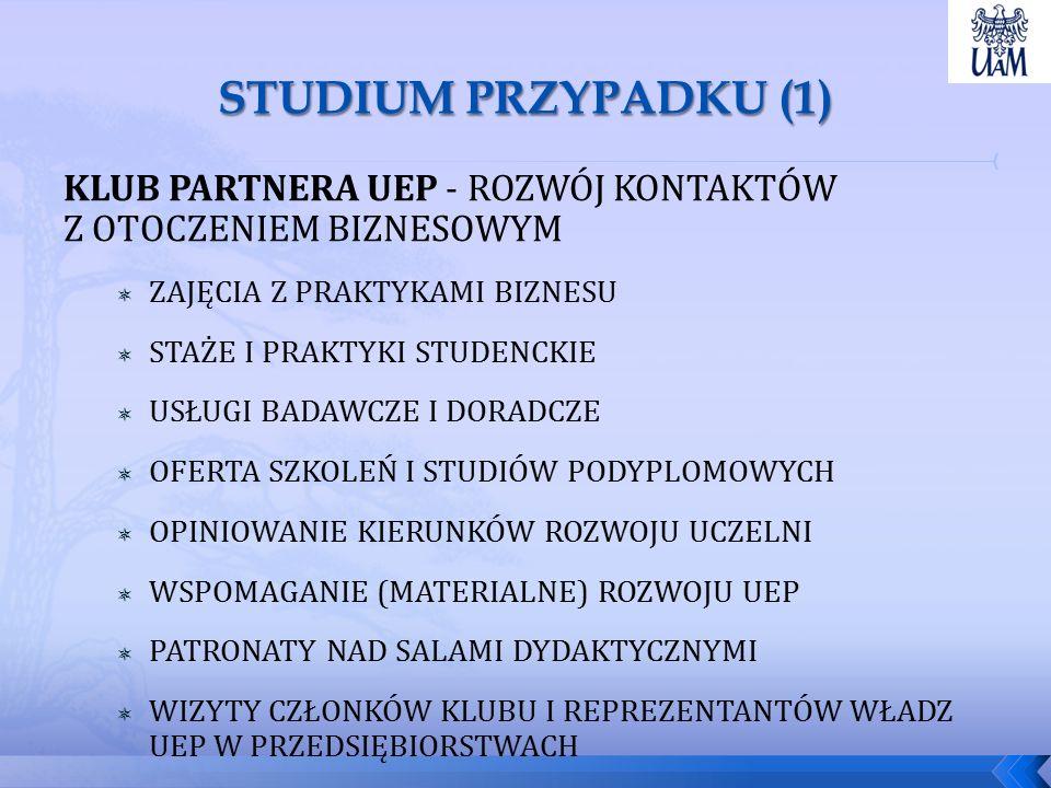  UPOWSZECHNIANIE KONCEPCJI UNIWERSYTETU III GENERACJI (PRZEDSIĘBIORCZE UNIWERSYTETY)  STRATEGIA EUROPA 2020  MODERNIZACJA EUROPEJSKICH INSTYTUCJI SZKOLNICTWA WYŻSZEGO (20.09.2011 r.)