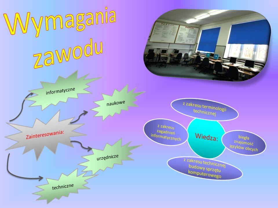 Zdolności i umiejętności: techniczne i matematyczne, organizacyjne, koncentracji i podzielności uwagi, pracy w zespole, logicznego myślenia, planowania, rachunkowe,, twórczego rozwiązywania problemów, podejmowania szybkich i trafnych decyzji.