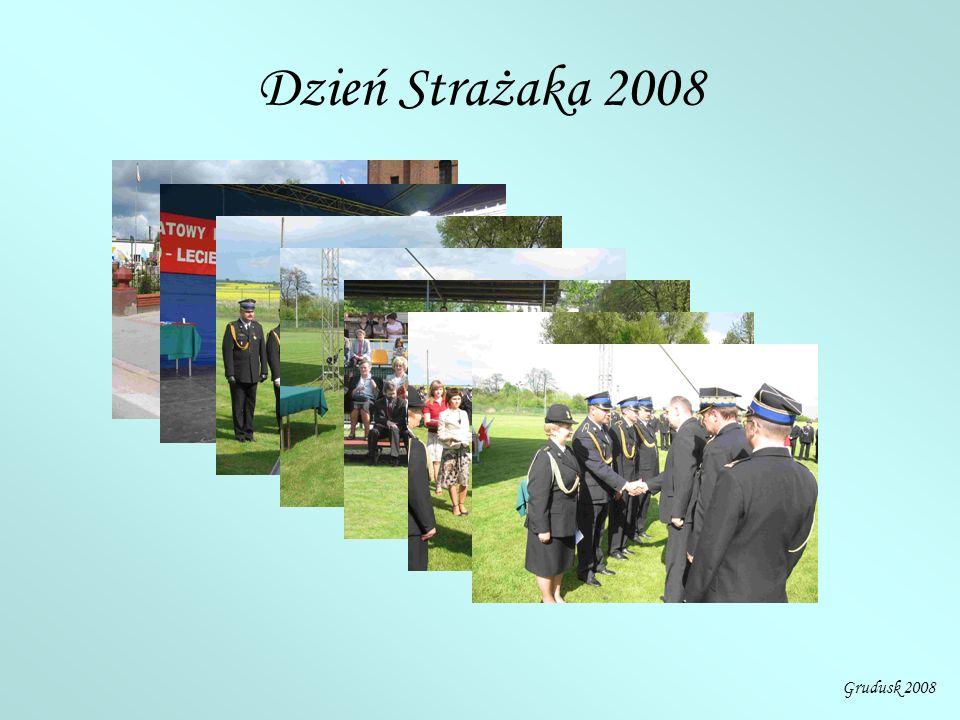 Dzień Strażaka 2008 Grudusk 2008
