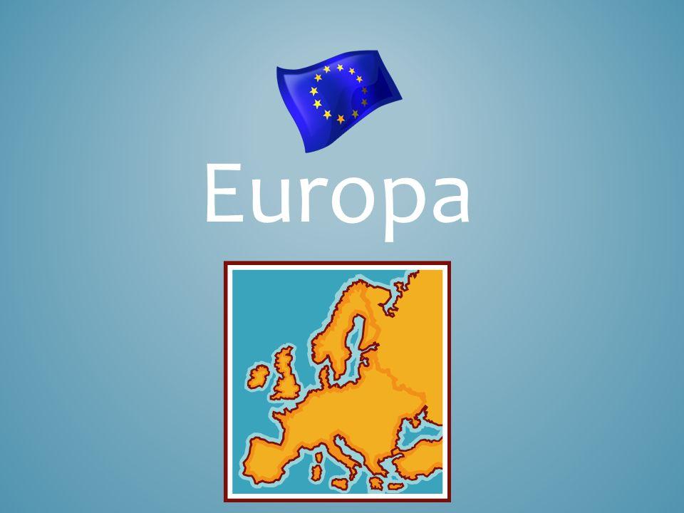 Europa, to część świata na półkuli północnej stanowiąca wraz z Azją kontynent zwany Euroazją.