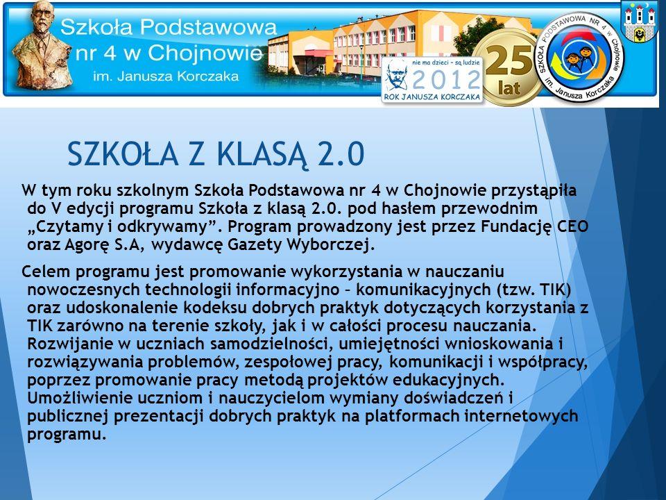 Zadania zrealizowane przez p.Justynę Dziubak-Sobiechowską Zdjęcia p.Justyny Dziubak-Sobiechowskiej