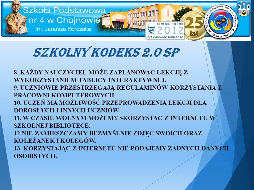 Debata w SP 4 w Chojnowie 12 grudnia 2014 odbyła się Debata Szkolna związana z realizacją programu Szkoła z Klasą 2.0 i pracami nad ustaleniem roboczej wersji Szkolnego Kodeksu 2.0.