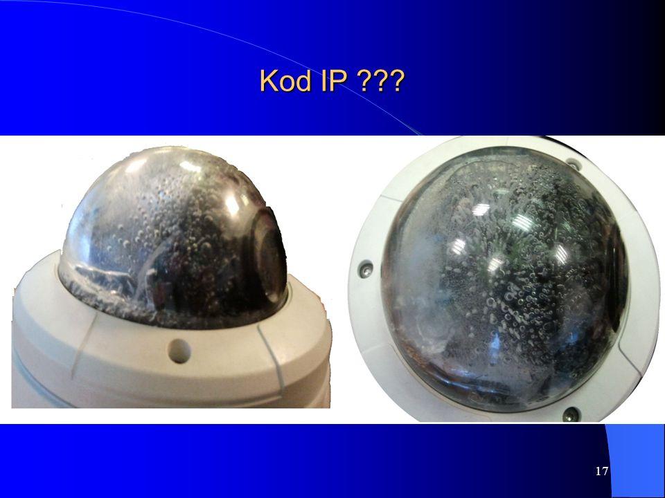 17 Kod IP ???