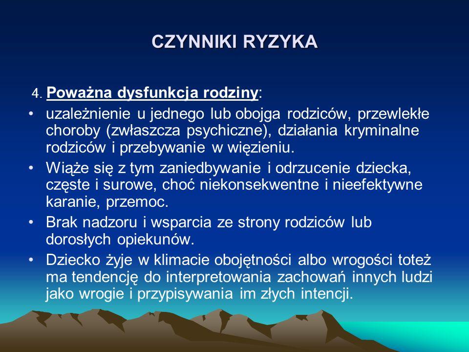 CZYNNIKI RYZYKA 4.
