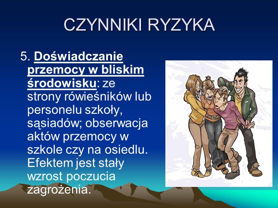 CZYNNIKI RYZYKA 5.
