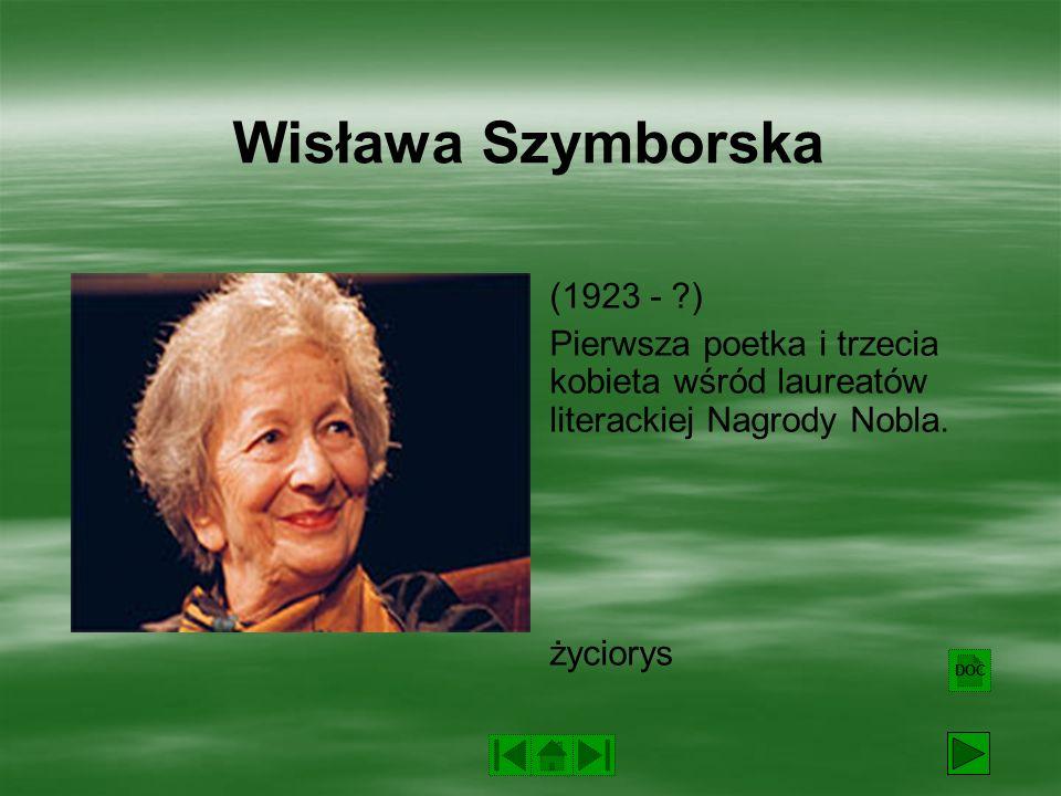 W roku 1980 otrzymał Nagrodę Nobla za całokształt twórczości literackiej.