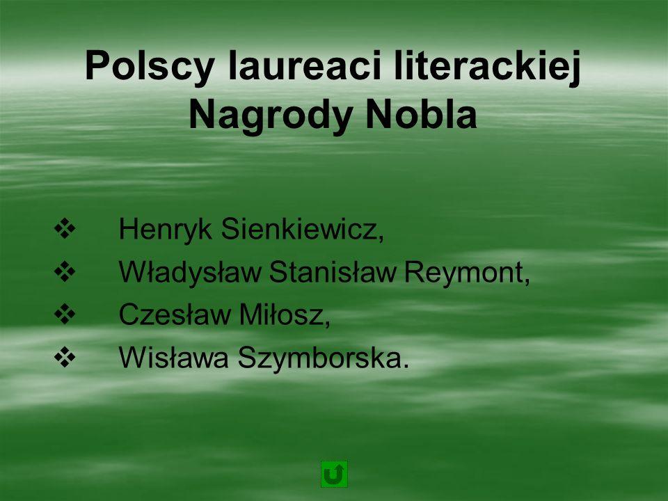 W 1996 roku otrzymała Nagrodę Nobla za całokształt twórczości literackiej.