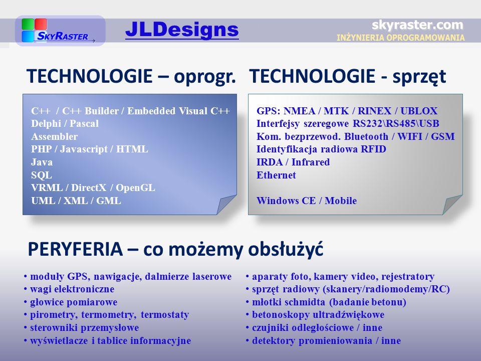 TECHNOLOGIE – oprogr.