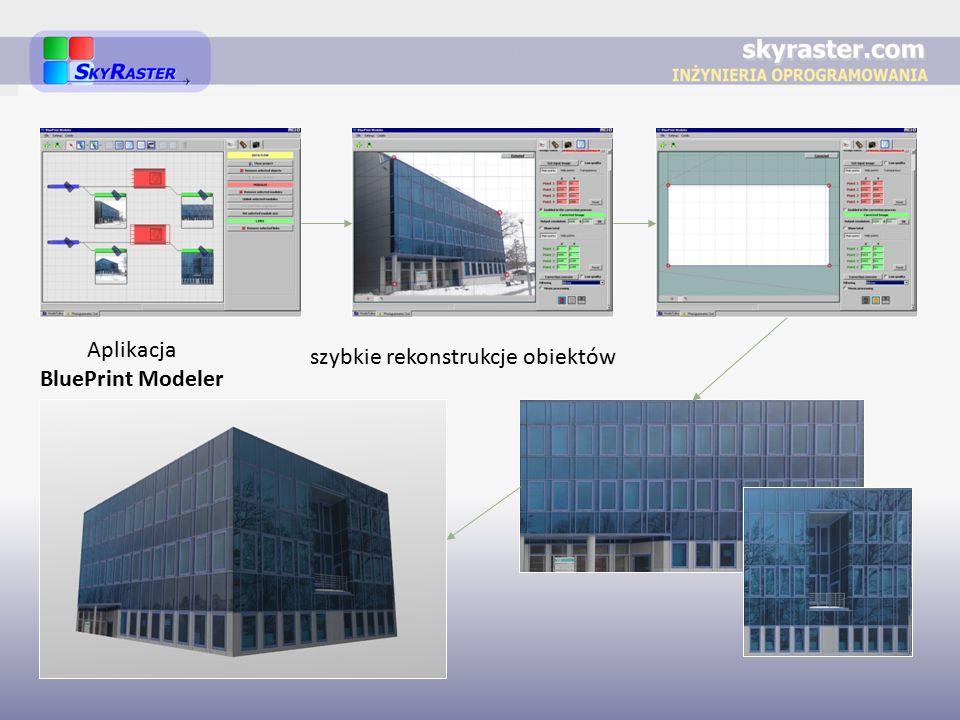 Aplikacja BluePrint Modeler geneza: stworzenie systemu pozwalającego na szybką rekonstrukcję modelu samochodu (pierwszy model: replika DeLorean z filmu Powrót do Przyszłości)