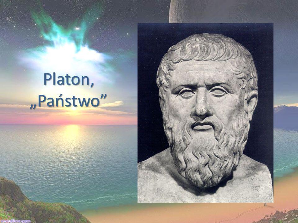 """Papirus z Oksyrynchos – fragment dialogu """"Państwo fragment dialogu """"Państwo Pireaus"""
