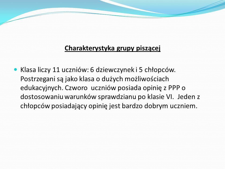 Analiza wyników - język polski Uczniowie osiągnęli wynik 67,94%.