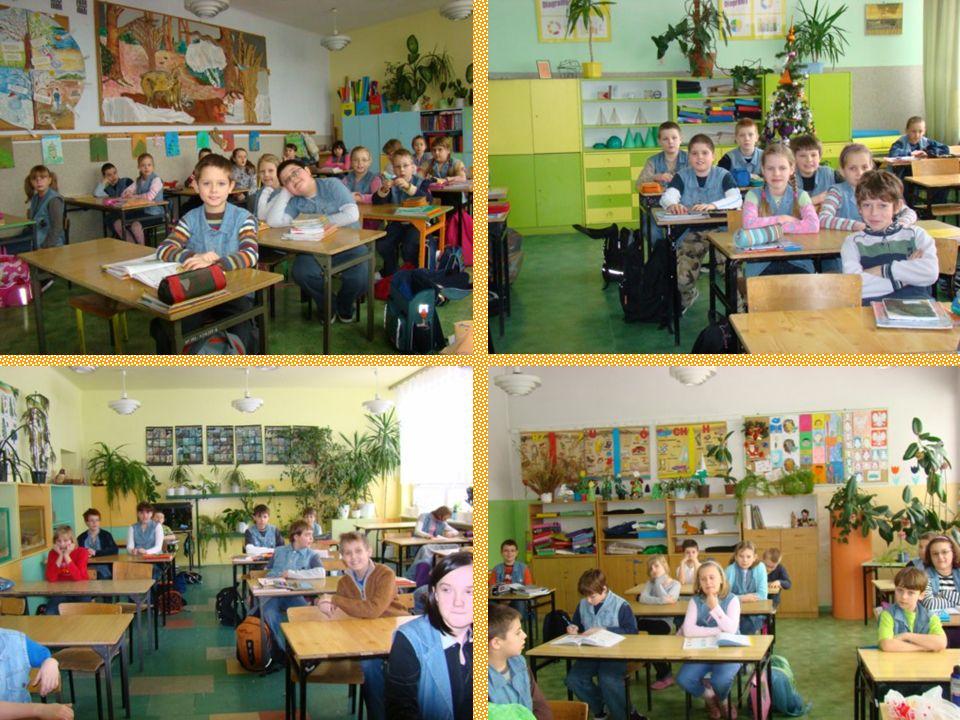 Świetlica szkolna otacza uczniów opieką od godz.7.00 do 17.00.