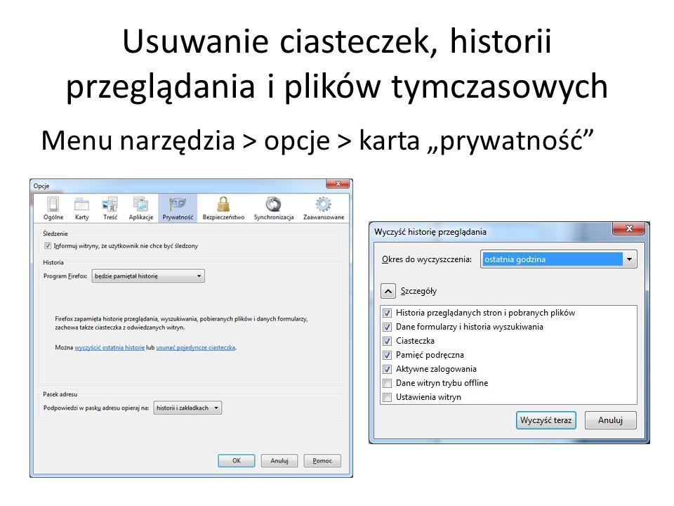 Adres internetowy (URL) Adres e-mail biuro@poczta.ecdl.com.pl Nazwa konta użytkownika Domena.