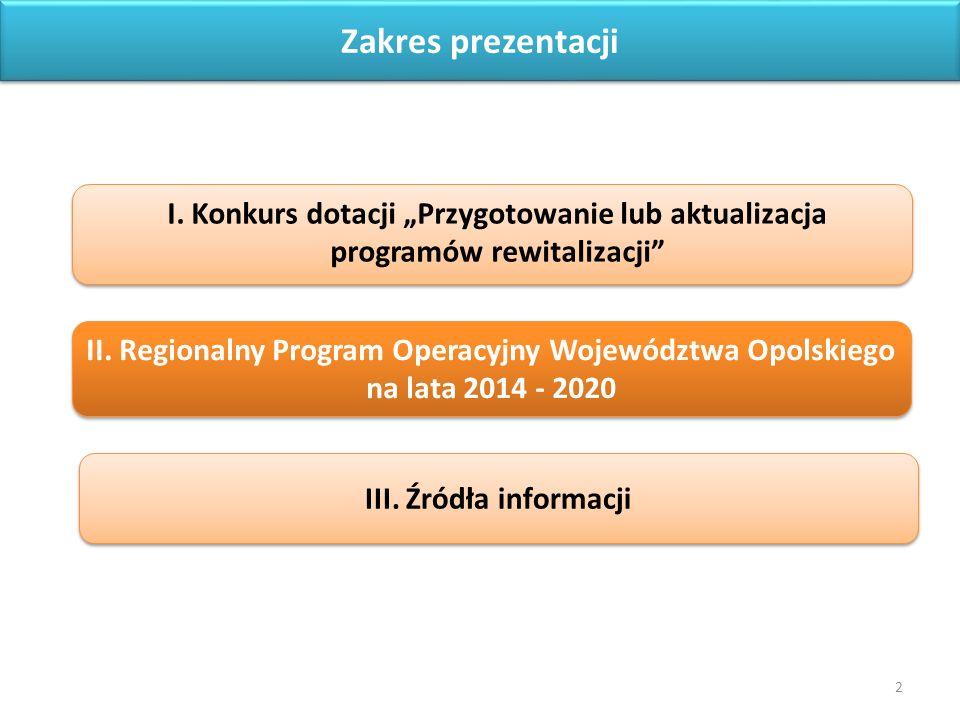 2 Zakres prezentacji II.