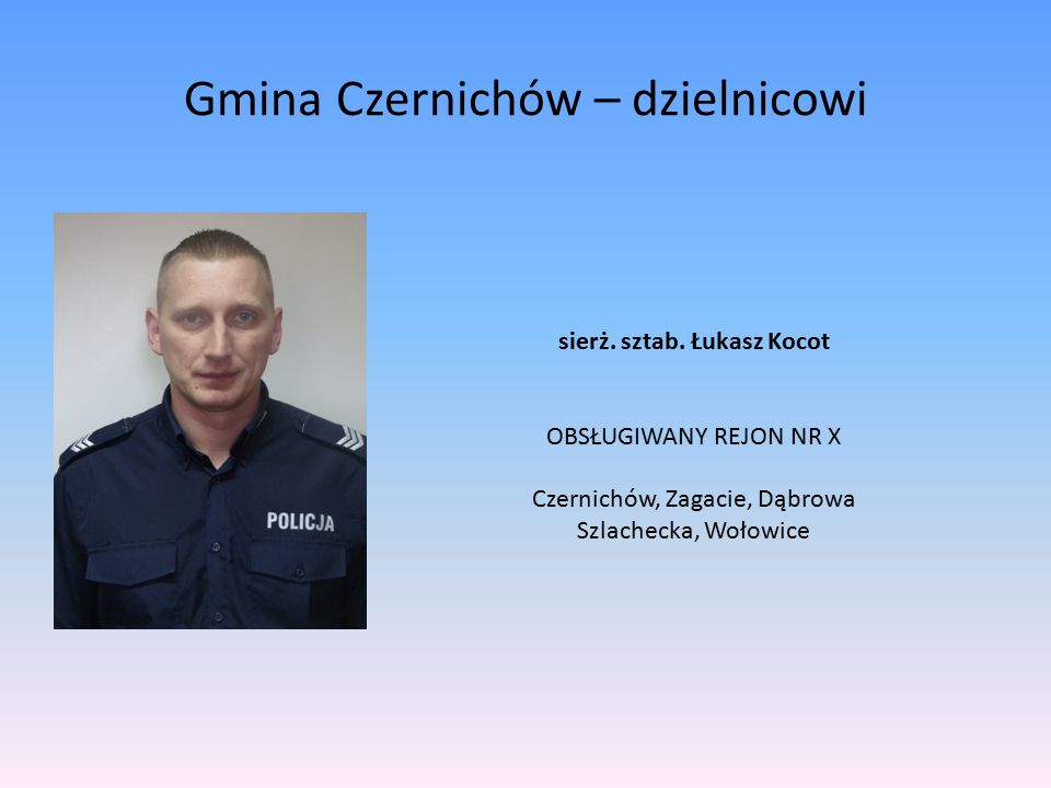 Popełnione wykroczenia na terenie gminy Czernichów