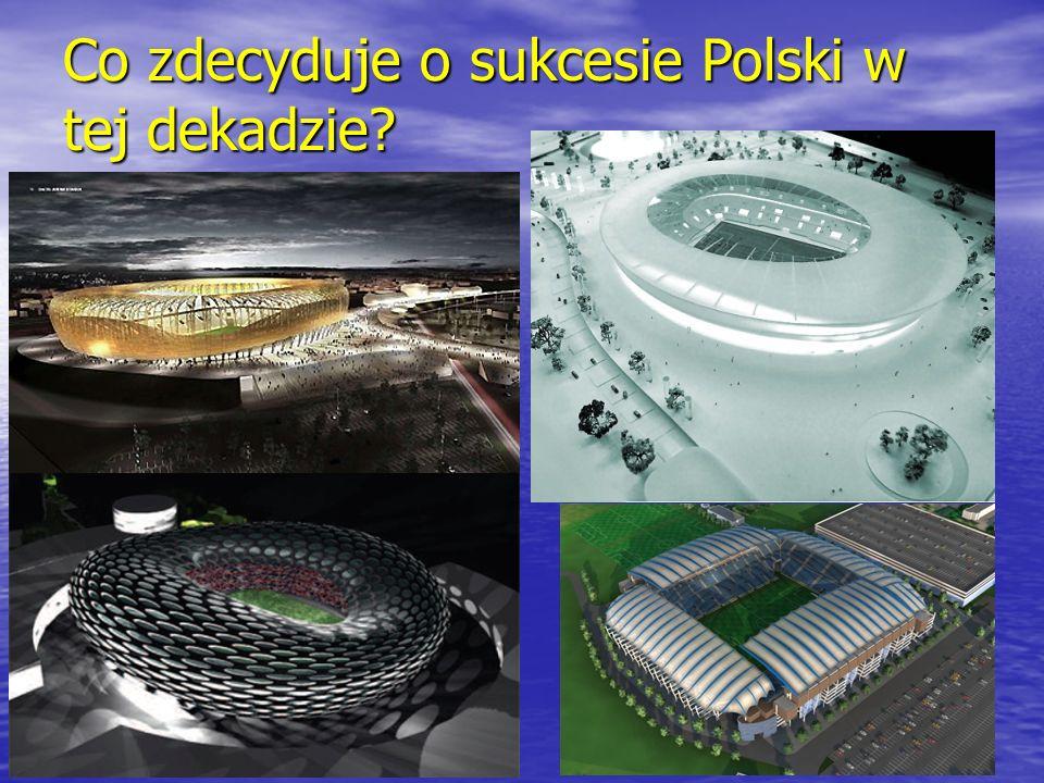Rybinski.eu Co zdecyduje o sukcesie Polski w tej dekadzie