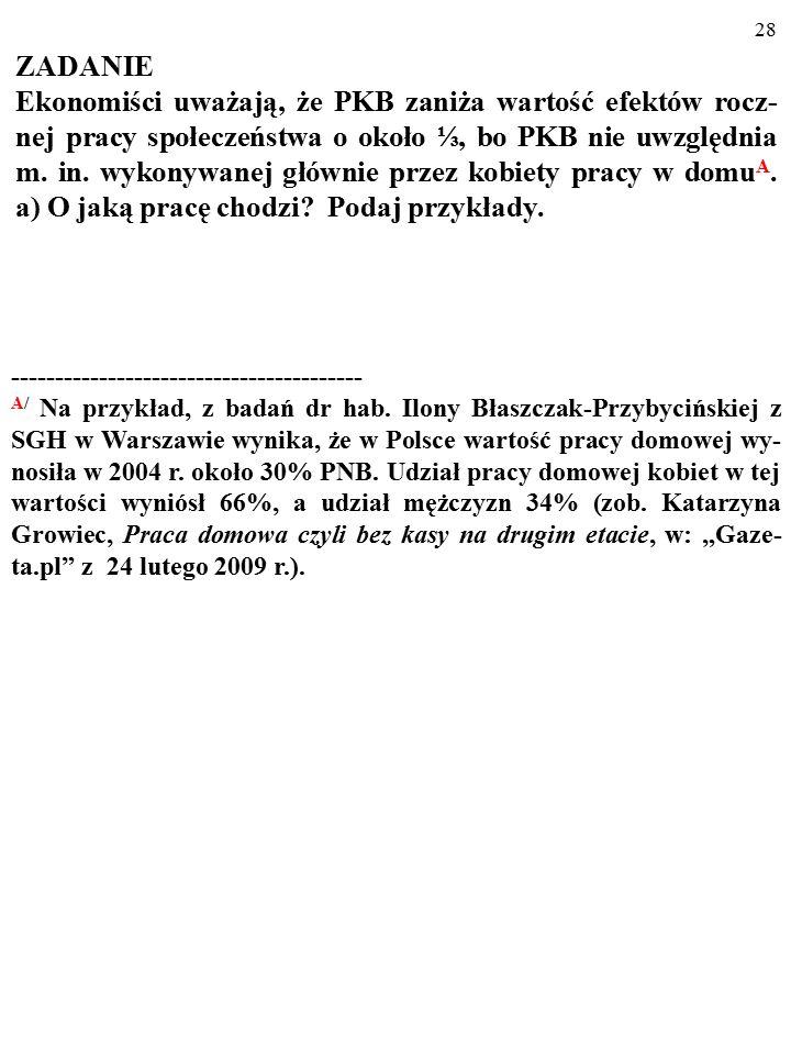 """27 Dalej… … struktury dochodów (""""sprawiedliwości )."""