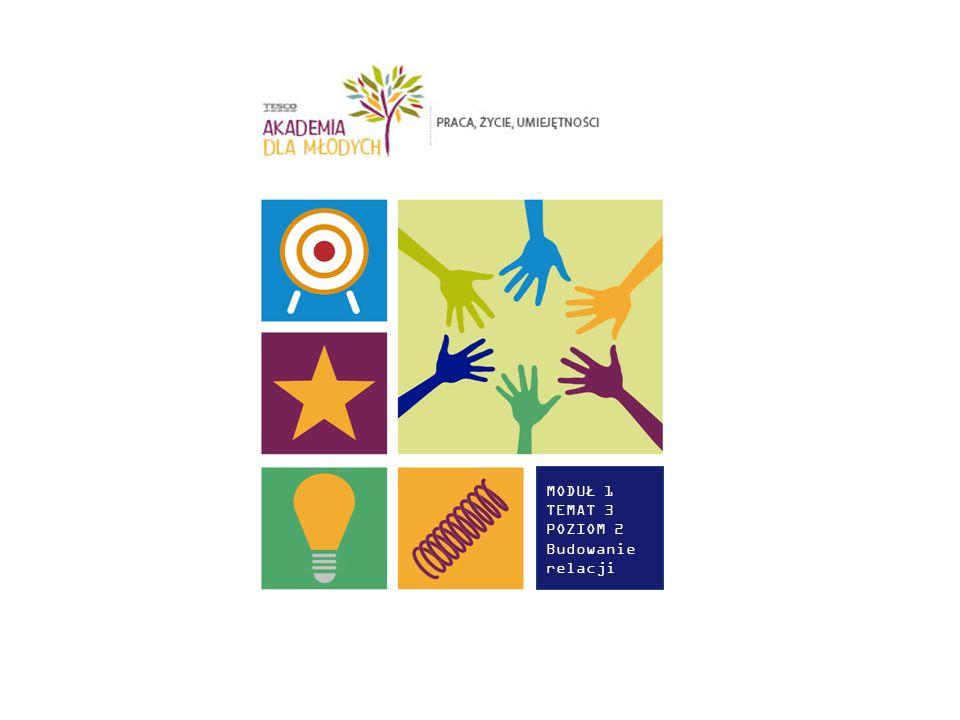 Silne relacje pomagają ludziom współpracować i osiągać wspólnie cele, zarówno te indywidualne, jak i grupowe