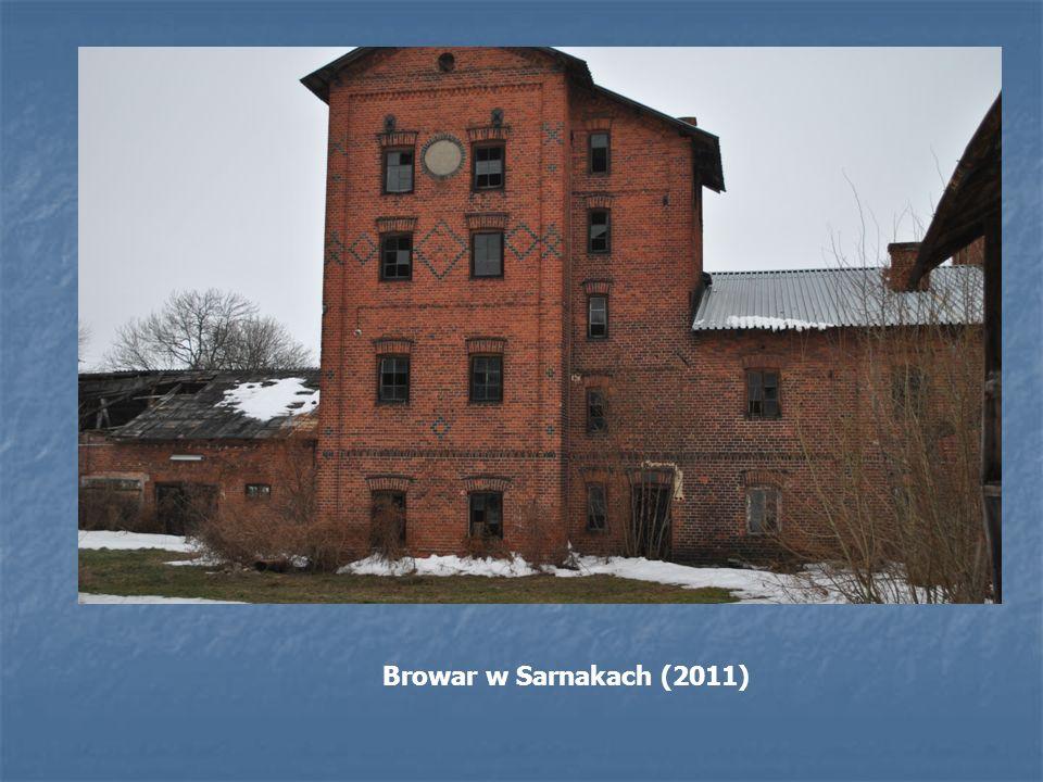 Browar w Sarnakach (2011)
