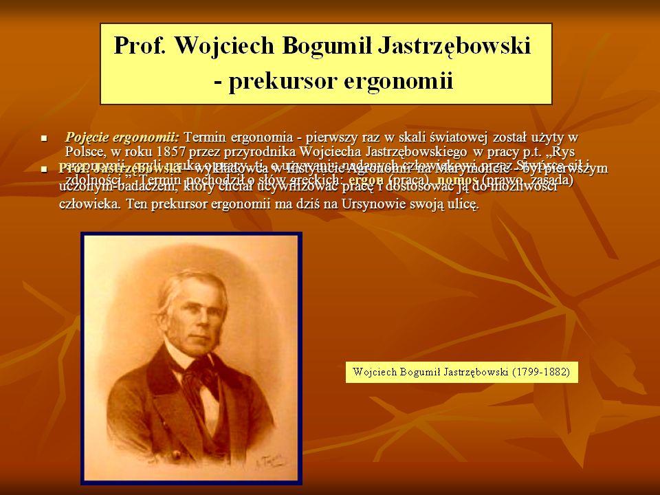 Systematyczne badania w dziedzinie ergonomii rozpoczęły się dopiero w czasie drugiej wojny światowej w USA, Wielkiej Brytanii i Niemczech.