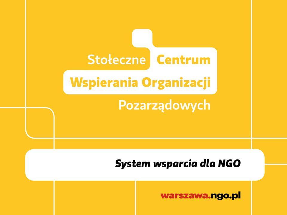 SCWO DLA ORGANIZACJI DŁUGOFALOWE SYSTEMY WSPARCIA Szkoła przedsiębiorczości  roczny cykl szkoleniowy połączony z indywidualnym i specjalistycznym wsparciem organizacji  dla NGO, które chcą poszerzyć możliwości finansowania działań organizacji przez prowadzenie działalności odpłatnej lub gospodarczej Szkoła fundraisingu  roczny cykl seminariów połączony z indywidualnym i specjalistycznym wsparciem organizacji  dla NGO, które działają minimum 2 lata i mają doświadczenie we współpracy z darczyńcami indywidualnymi lub korporacyjnymi Zainwestuj czas w edukację: dowiesz się, jak finansować działania organizacji.