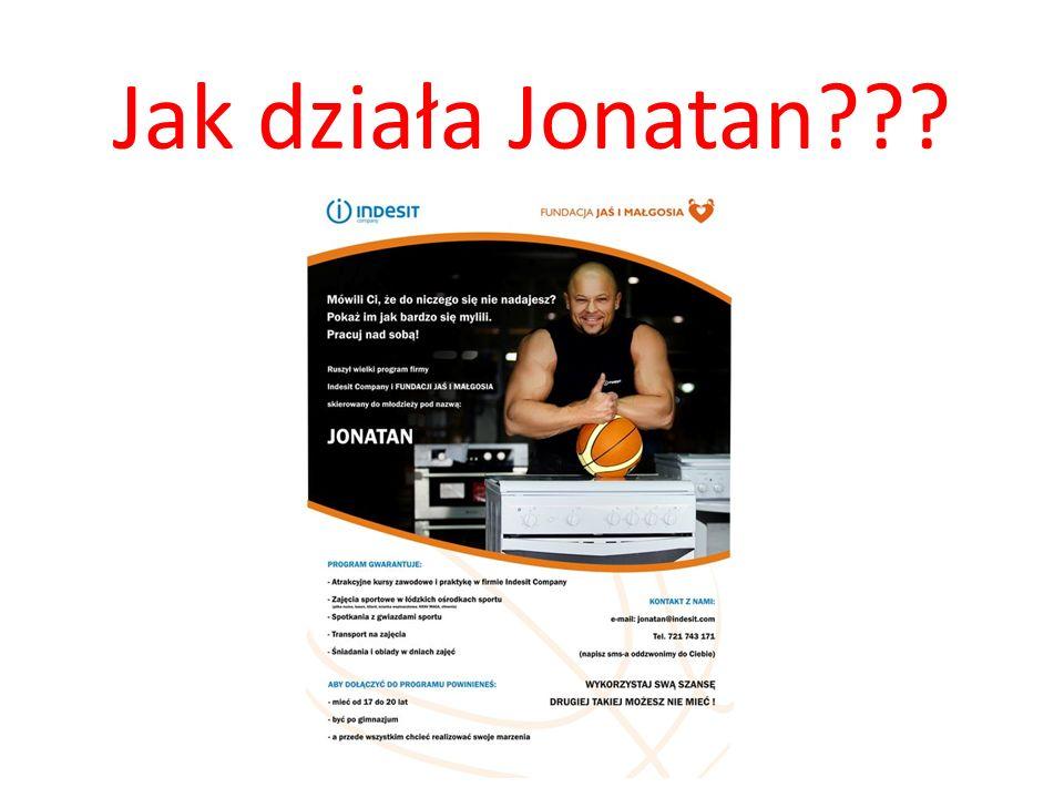 Jak działa Jonatan???