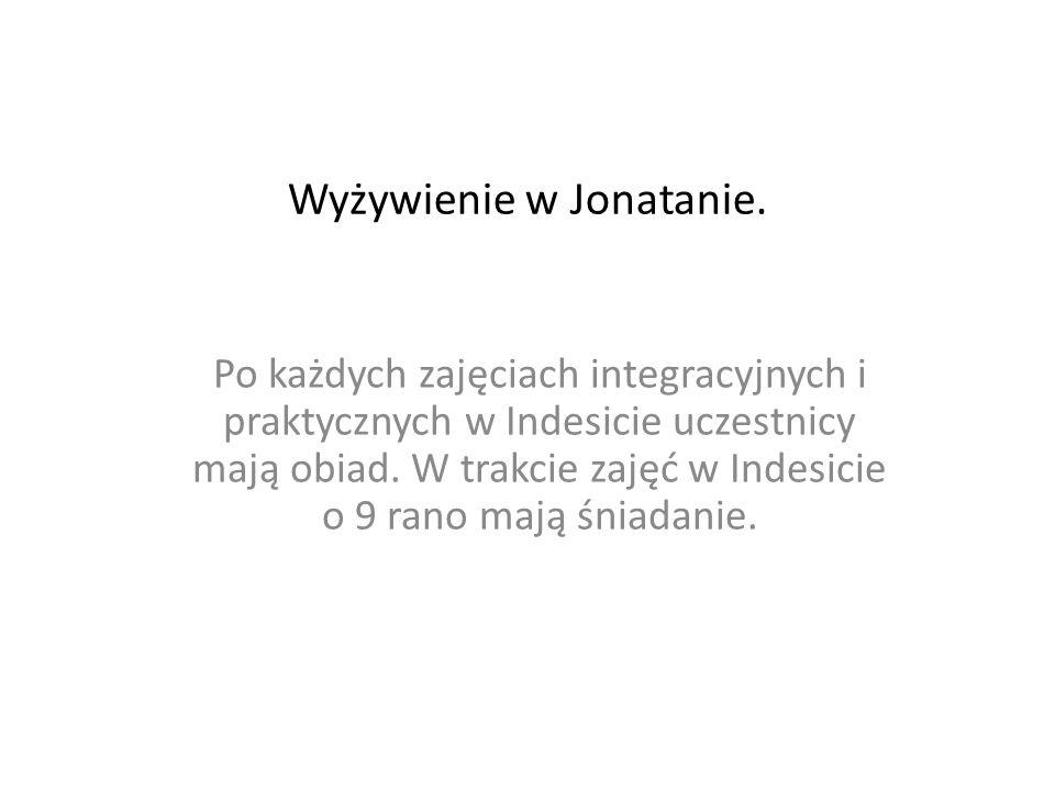 Kursy w Jonatanie.