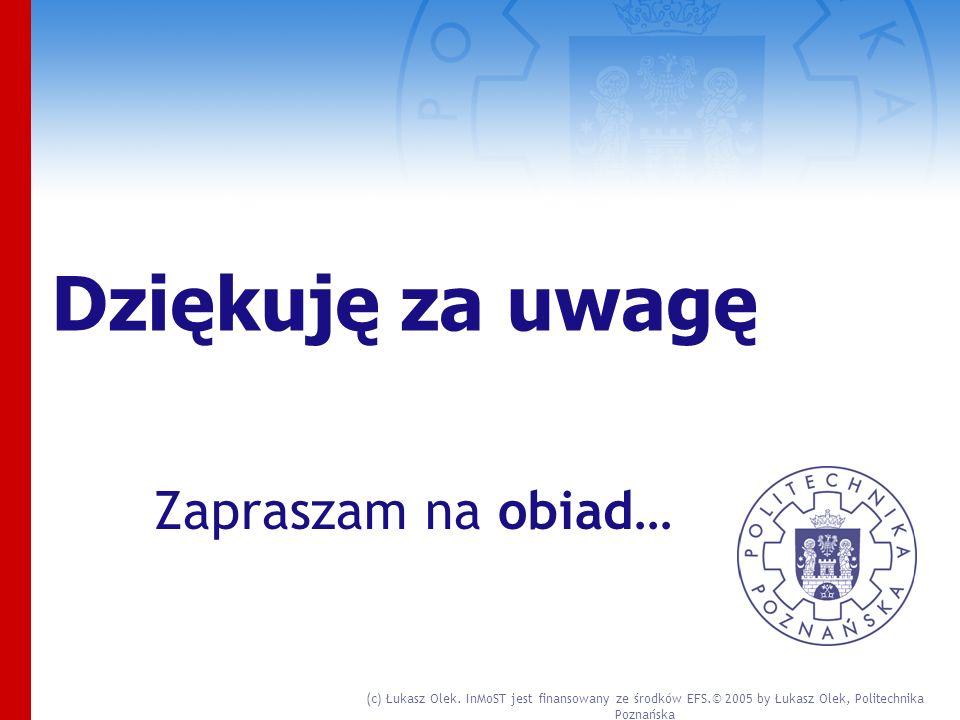 (c) Łukasz Olek.