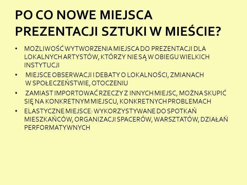 STAND BY ME-platforma widokowa na tory stacji Warszawa Wschodnia KOMUNA WARSZAWA&OFFICE FOR SUBVERSIVE ARCHITECTURE http://komuna.warszawa.pl/2010/06/ 16/stand-by-me-letnia-platforma- widokowa-na-ul-lubelskiej-3032/