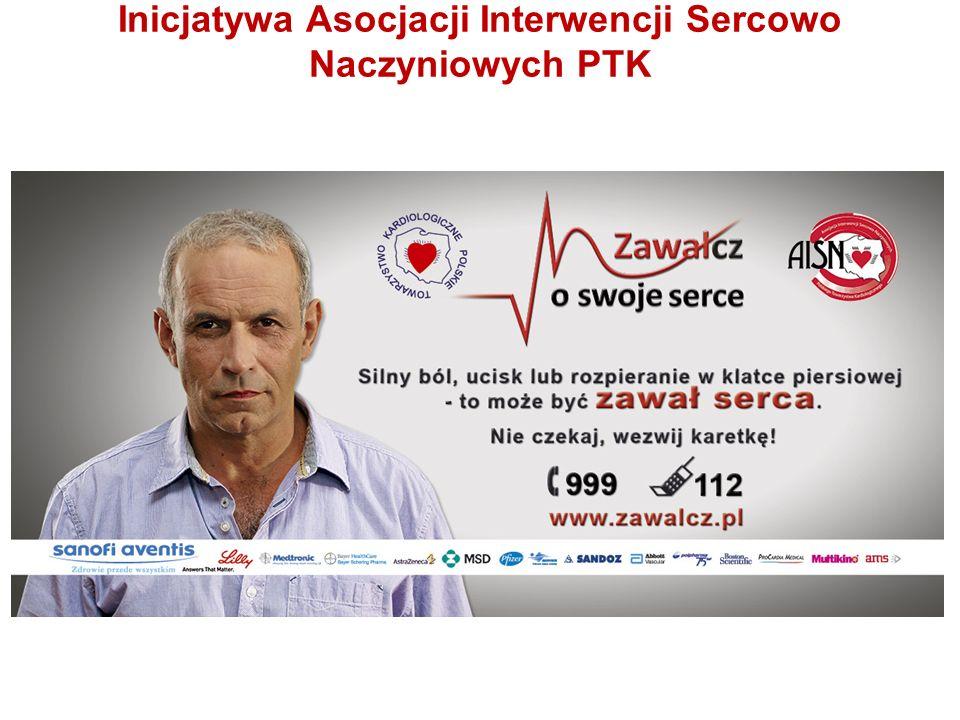 Inicjatywa Asocjacji Interwencji Sercowo Naczyniowych PTK