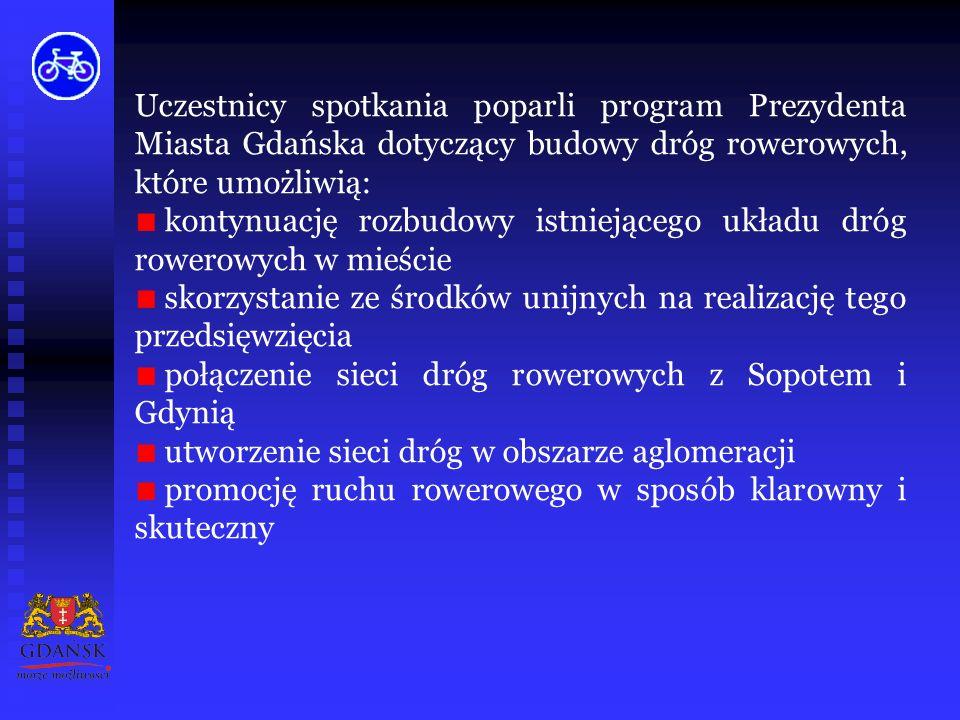 Zgodnie z wolą Prezydentów Miast Gdyni, Gdańska oraz Sopotu został powołany Zespół Metropolitalny ds.