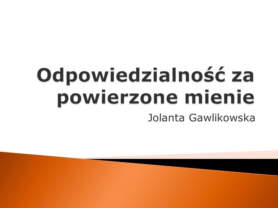 Jolanta Gawlikowska