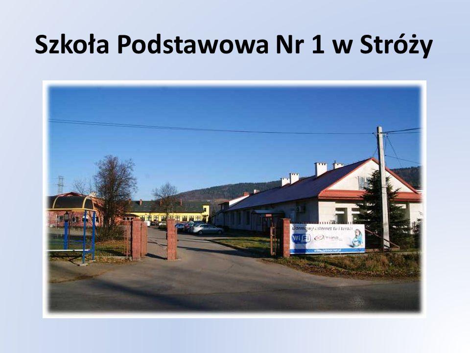 Szkoła Podstawowa Nr 1 w Stróży