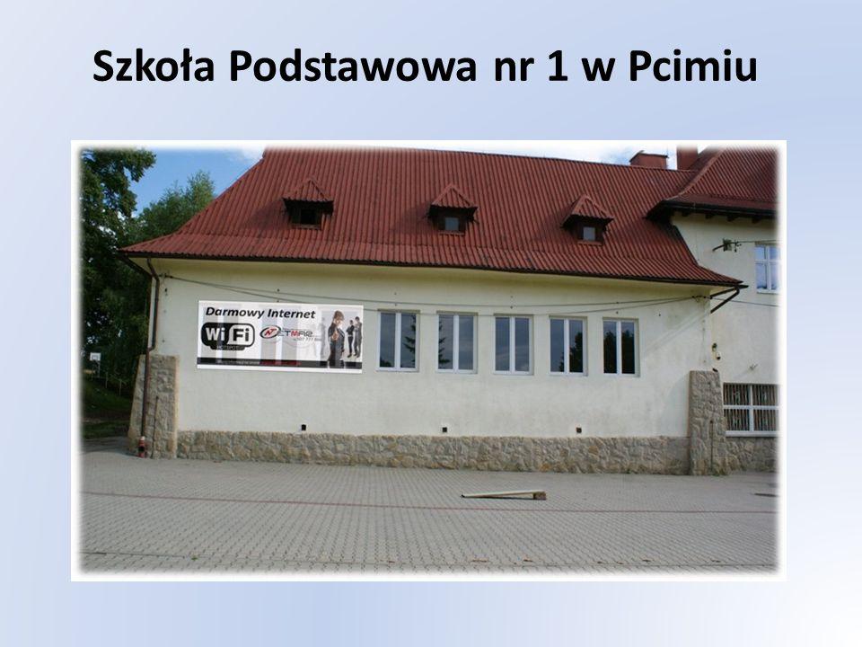 Szkoła Podstawowa nr 1 w Pcimiu