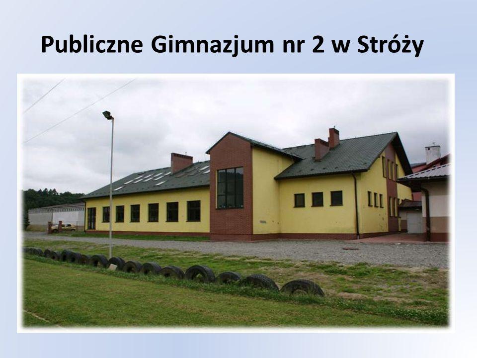 Publiczne Gimnazjum nr 2 w Stróży