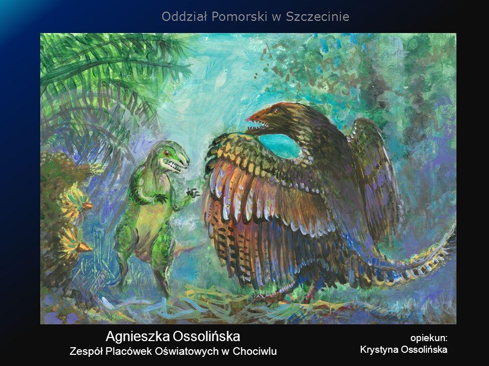 Oddział Pomorski w Szczecinie Agnieszka Ossolińska Zespół Placówek Oświatowych w Chociwlu opiekun: Krystyna Ossolińska
