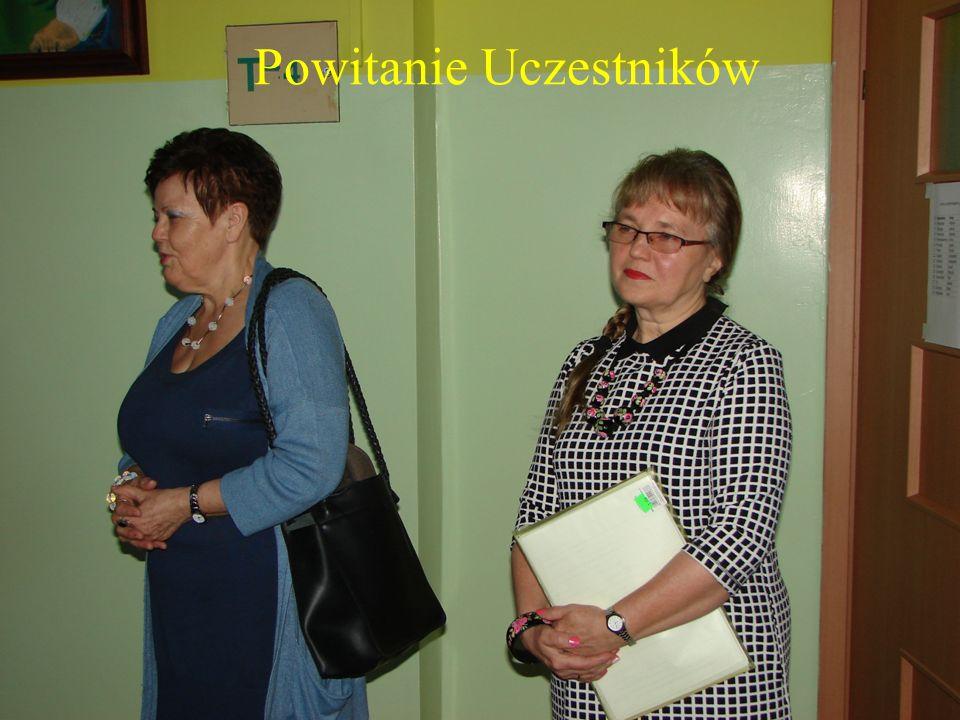 Powitanie Uczestników