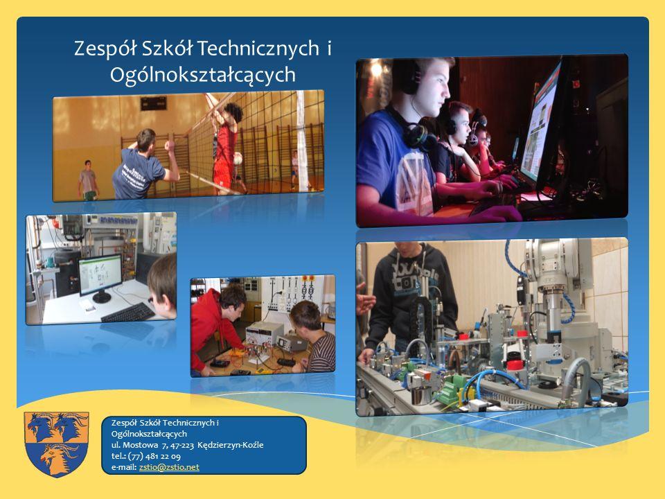 Zespół Szkół Technicznych i Ogólnokształcących ul.