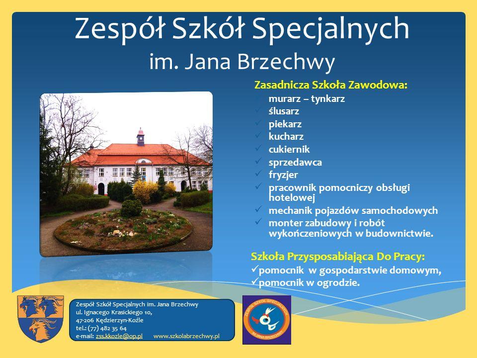Zespół Szkół Specjalnych im.