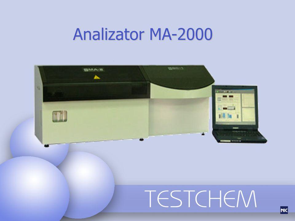 Charakterystyka Analiza próbek stałych, ciekłych, gazowych oraz specjacji rtęci Cztery zakresy oznaczania 0-2 ng, 0-20 ng, 0-200 ng, 0-1000 ng Hg Bardzo wysoka czułość 0.002 ng Hg Duży zakres do 1000 ng