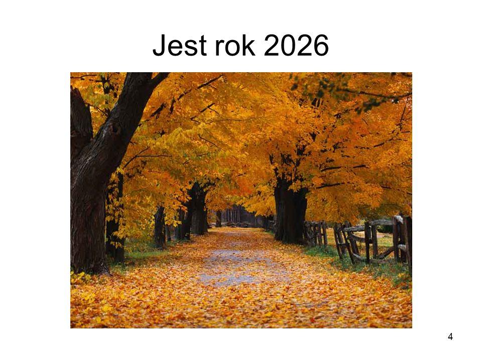 4 Jest rok 2026