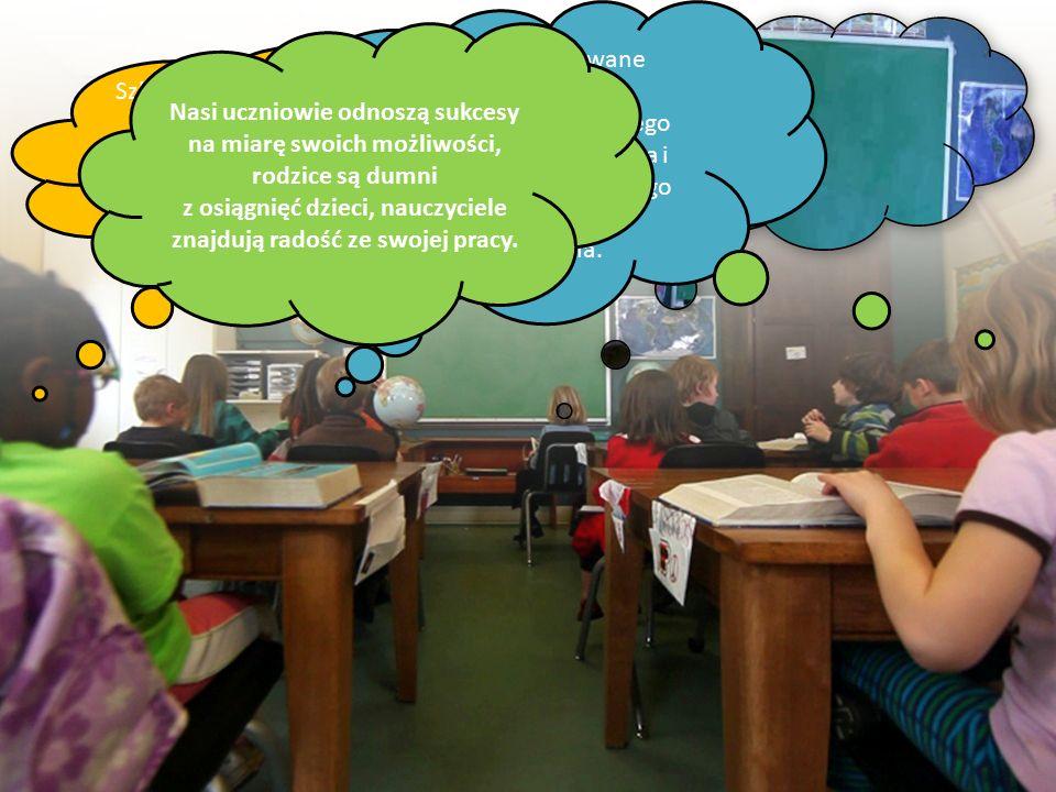 Szkoła zapewniająca poczucie pełnego bezpieczeństwa fizycznego i psychicznego to podstawowe oczekiwania ze strony każdego rodzica.