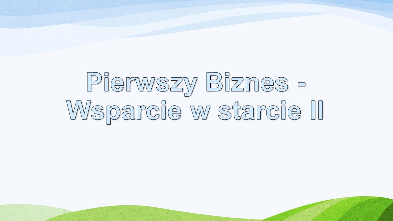 KonkursKonkurs – II kwartał 2016 AlokacjaAlokacja – ok. 24 mln zł