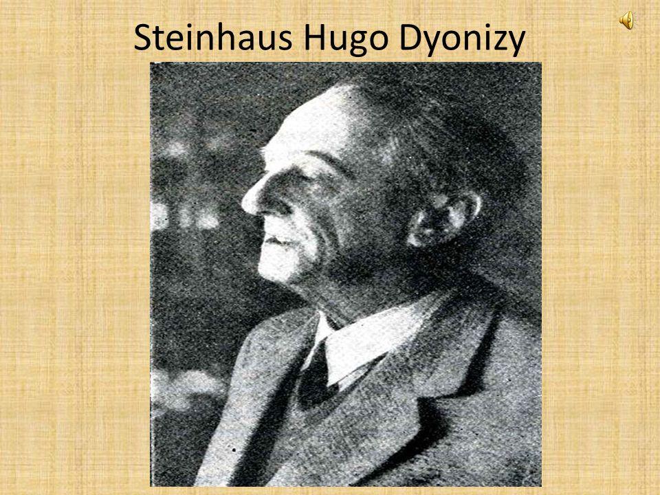Steinhaus Hugo Dyonizy