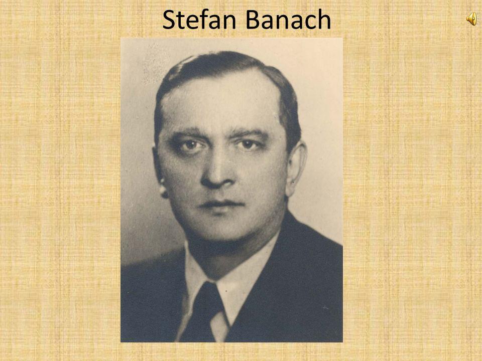 Stefan Banach