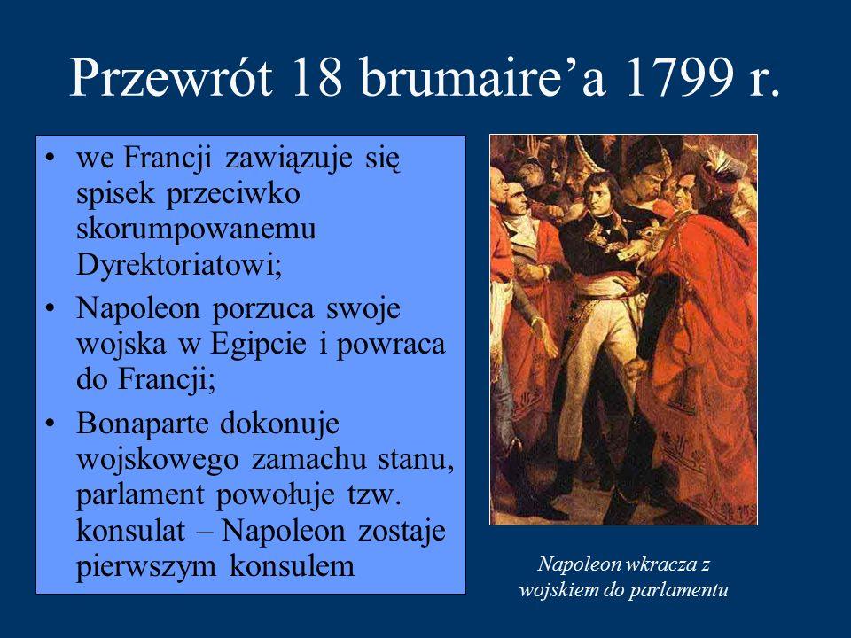 Przewrót 18 brumaire'a 1799 r.