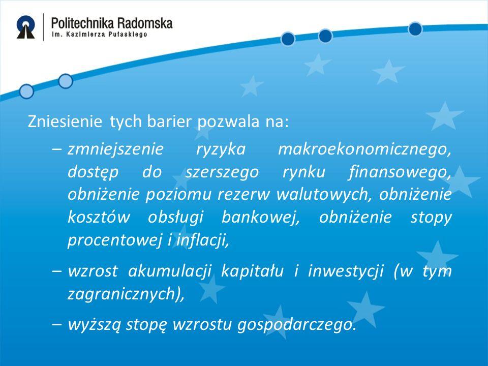 17 Kryterium stabilizacji cen - maksymalna stopa inflacji nie może przekraczać o więcej niż 1,5 punktu proc.