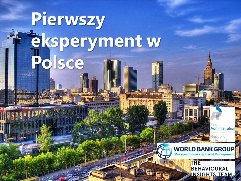 5 Pierwszy eksperyment w Polsce
